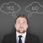 Aprende a decir NO sin sentir culpa