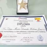 Estrella de Oro por la Excelencia Profesional