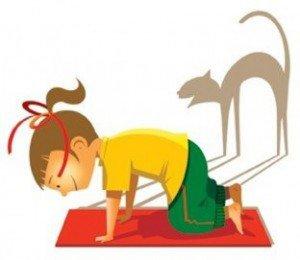 yoga para niños en Teatinos