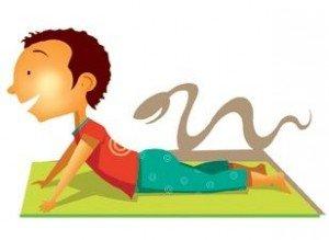 yoga para niños en Málaga